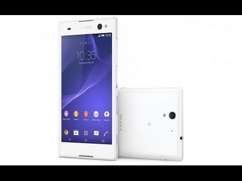 Обзор Sony Xperia E3 Dual - YouTube