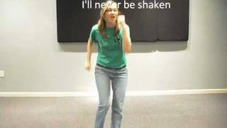 Never be shaken - Shout Praises Kids choreography