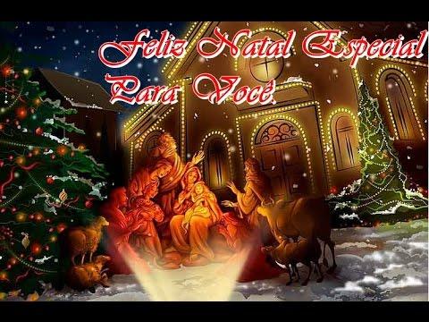 Linda Mensagem De Voz Feliz Natal Para Amigos E Famíliares