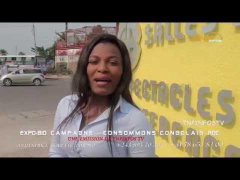 EXPO-BIO Campagne Made in Congo pour promouvoir les produits BIO