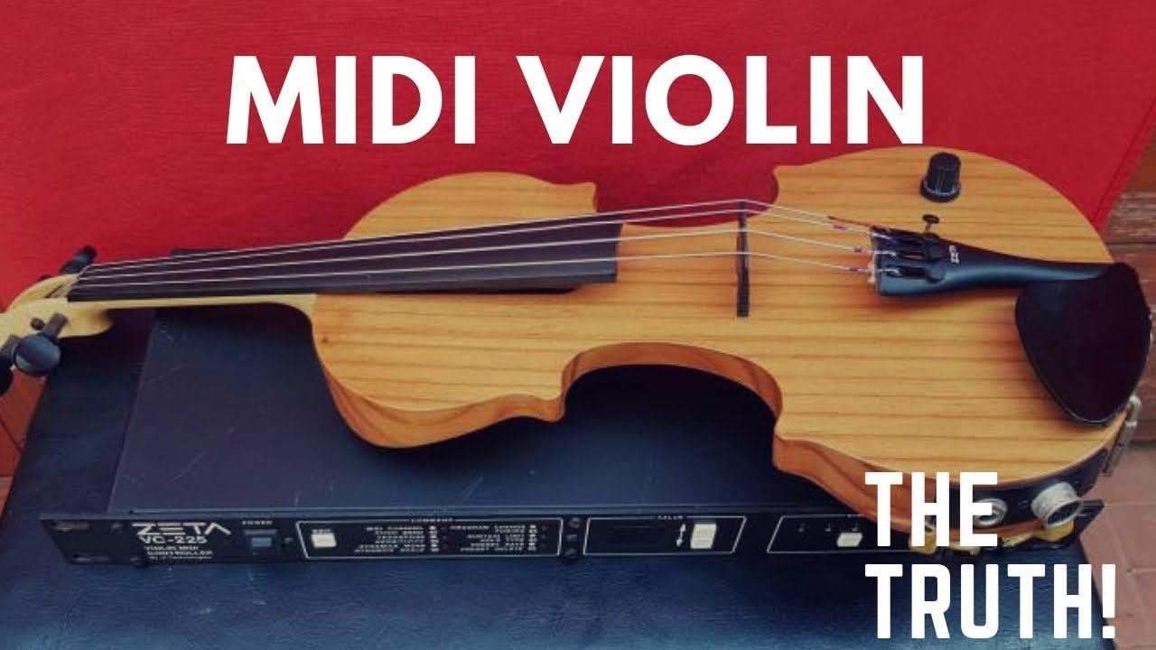 Midi Violin: THE TRUTH
