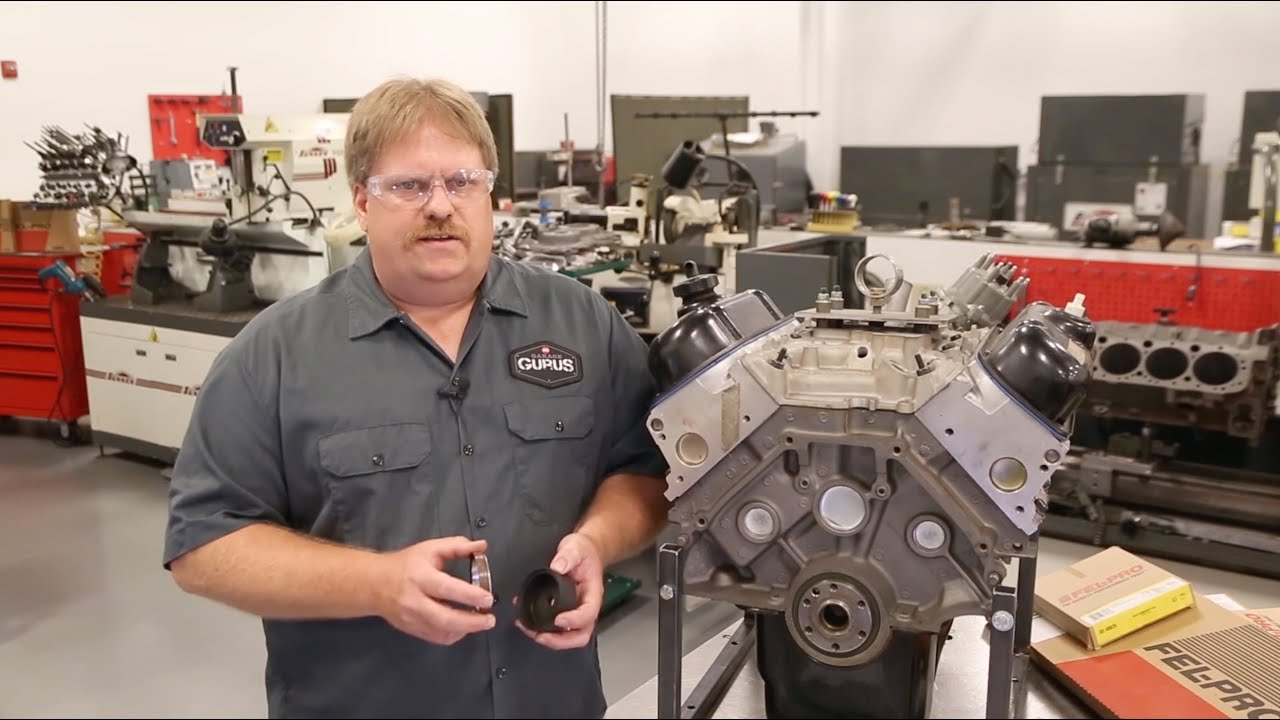 Garage Gurus Youtube Rear Main Seal Drivers Youtube
