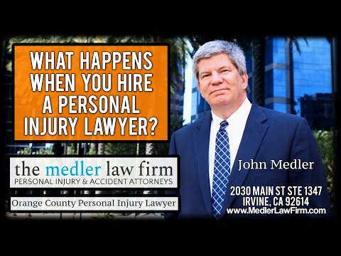 What Happens When You Hire A Personal Injury Lawyer?