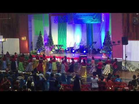 Ounsikou Ginawoku #christmas Dewan menggatal 2017