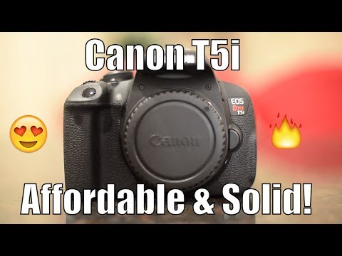 Canon 700D (T5i) Full Review | NYC Photography