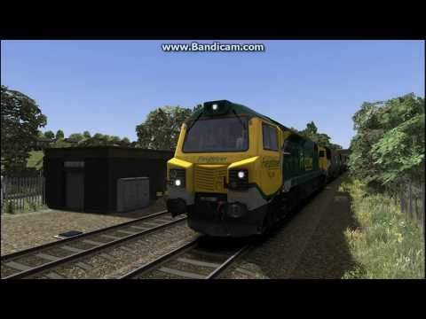 Rugeley Town 2010 on Train Simulator 2019 |