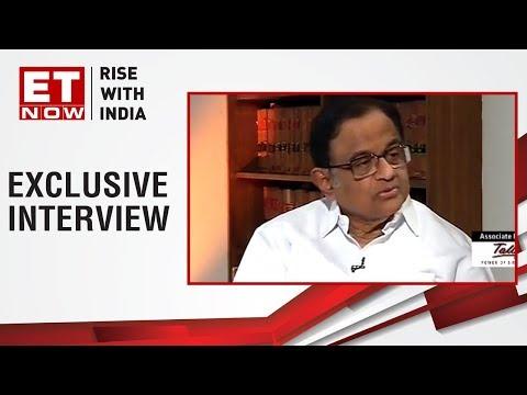 P. Chidambaram decodes Budget 2019 | Exclusive Interview