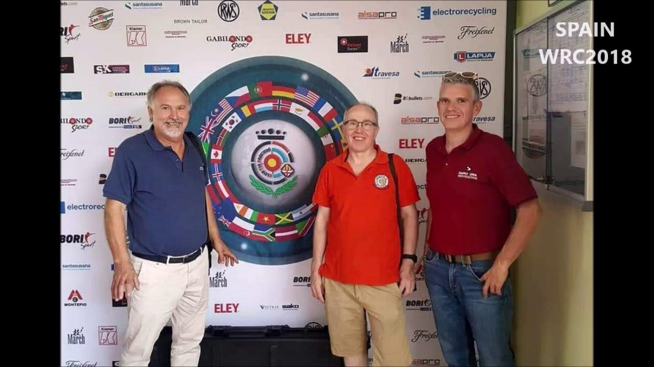 World Rimfire Championship 2018 - WRC2018 - Individual Day 1