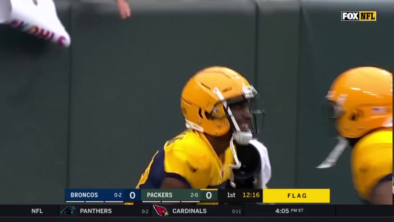 NFL Week 7 scores, highlights, updates, schedule: Aaron Rodgers dominates with six TDs