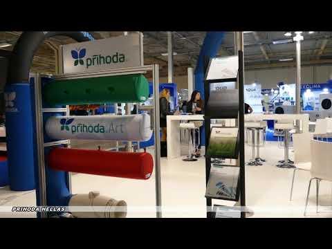 Prihoda Hellas | Υφασμάτινοι Αεραγωγοί