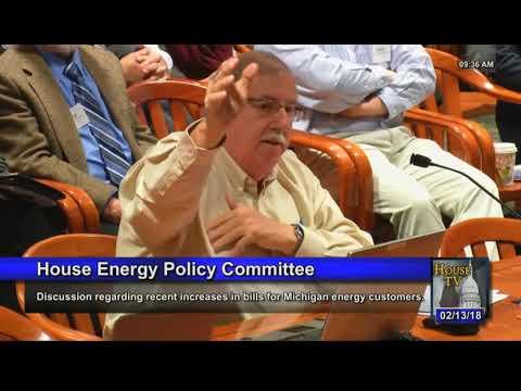 Bathgate testimony before House Energy Committee 02/13/18