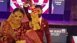 ❤❤Beautifull Couple Baljinder Best 1st Dance on Floor his Bridle with Dj Munde Rudke De 98151-29957
