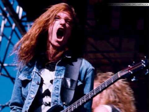 Metallica - Creeping Death - Bass Only - By Cliff Burton ...
