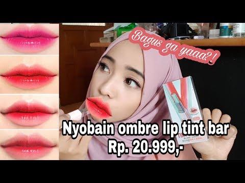 nyobain-ombre-lip-tint-bar-20ribuan- -yuny-isnaini