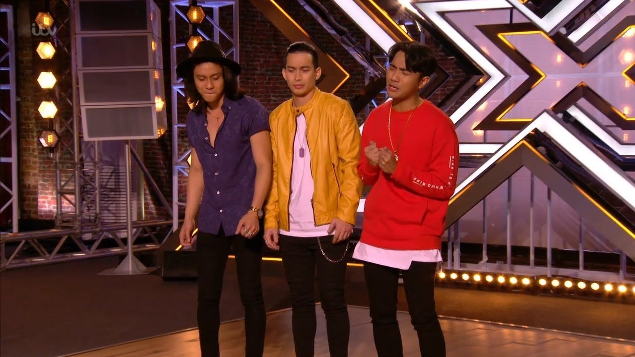 The X Factor Uk 2017 Jbk From The Philippines Audition