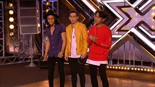The X Factor UK 2017 JBK from the Philippines Audition Full Clip S14E04