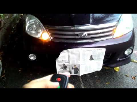 2012 Perodua Viva Elite Start Up (Tour)