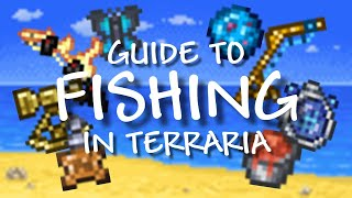 The Detailed Guide t๐ Fishing in Terraria (Journey's End)