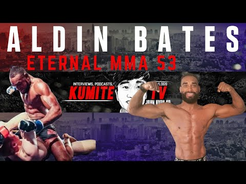 Aldin Bates envisions knocking out Jack Della in the 2nd round, capture the Eternal MMA title