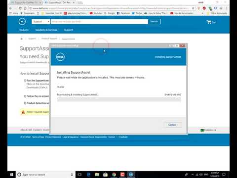 How To Download Any Dell System Drivers