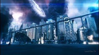 Циско видит как Земля-2 разрушается | Флэш (2 сезон 22 серия)