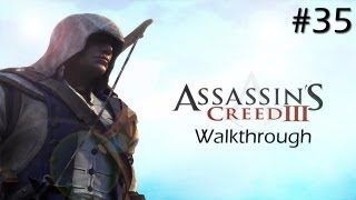 Assassin's Creed 3 Walkthrough: Part 35 Abstergo Airport Security (Sequence 8) XBOX Gameplay