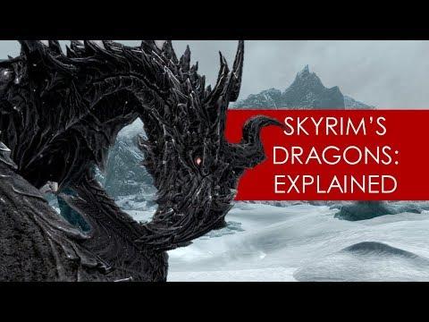 Download Youtube: Dragon origins in Skyrim? THEORY [ Alduin l Akatosh l Elder Scrolls l Skyrim ]