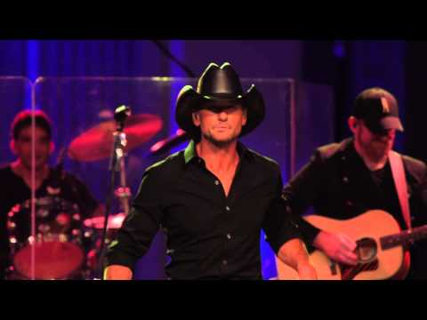 "Tim McGraw: Live from the Artists Den - ""City Lights"""