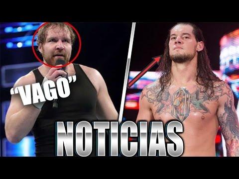 "WWE Noticias: Baron Corbin Futuro Push & Dean Ambrose ""VAGO"""