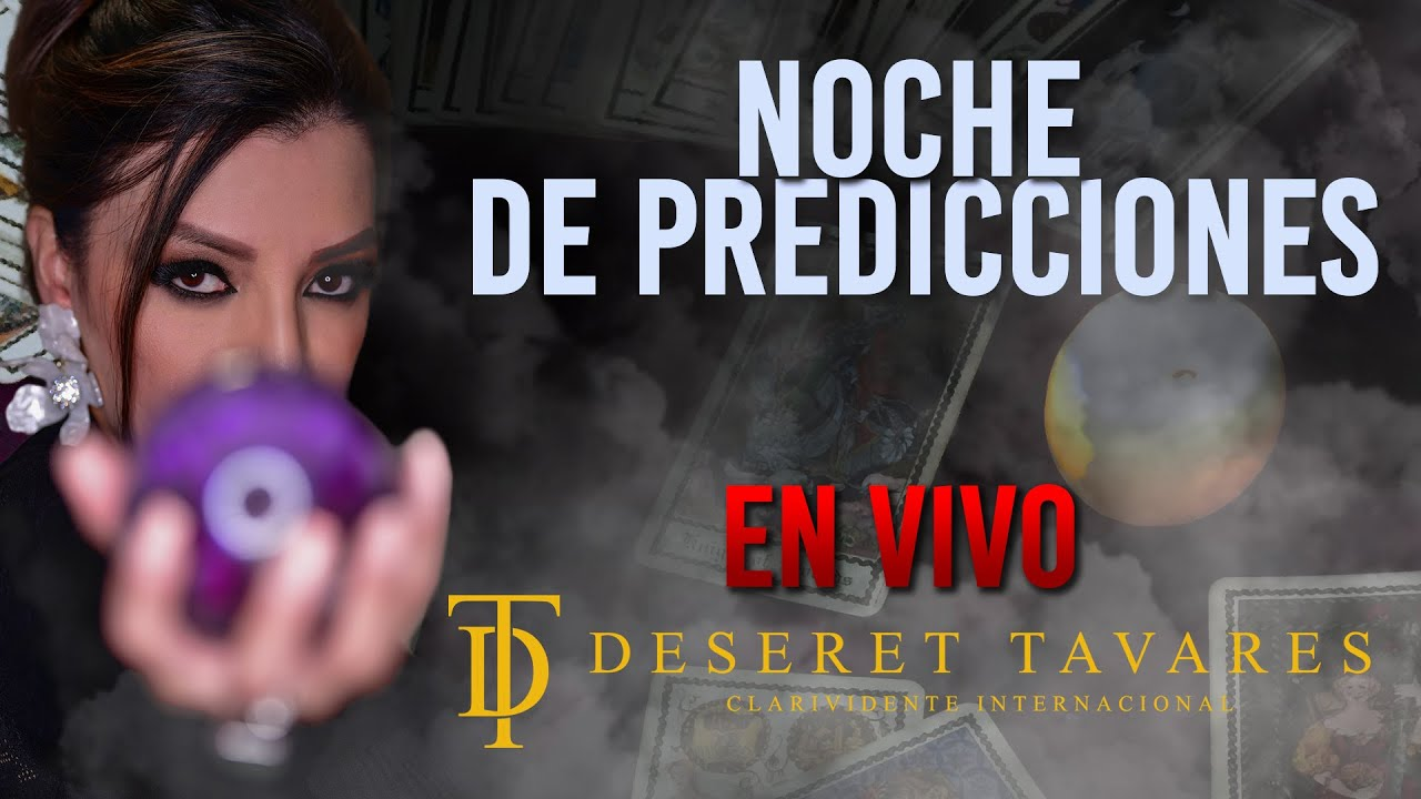 Noche de Predicciones 06-18-2021 | Deseret Tavares