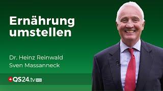 Erfolge bei einer Ernährungsumstellung, QuantiSana.TV 12.10.16 Talk mit Dr.  Reinwald