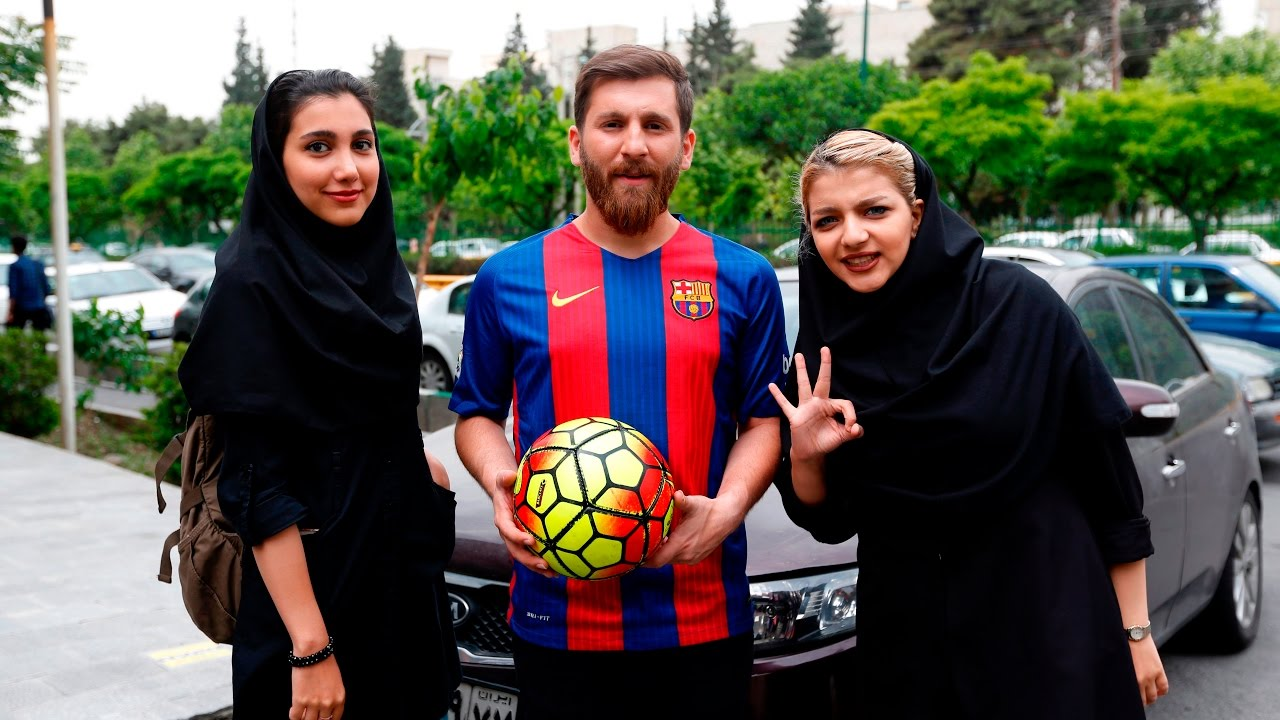 Meet the iranian lionel messi youtube meet the iranian lionel messi m4hsunfo Choice Image