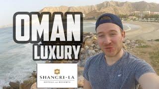 SULTANATE OF OMAN - Shangri-la, Private beaches & Bentley's!