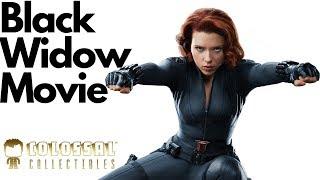 Marvel's Black Widow - The First Rated-R Marvel Movie?? | Scarlett Johansson
