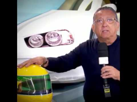 Chamada Galvão Bueno Cacá Bueno Homenagem Ayrton Senna Stock Car