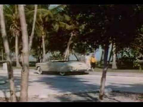 1950 Chevrolet Technicolor Ad: Coral Gables