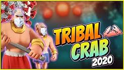 TRIBAL MEGA CRAB 2020 **STAGES 1-70** - BOOM BEACH