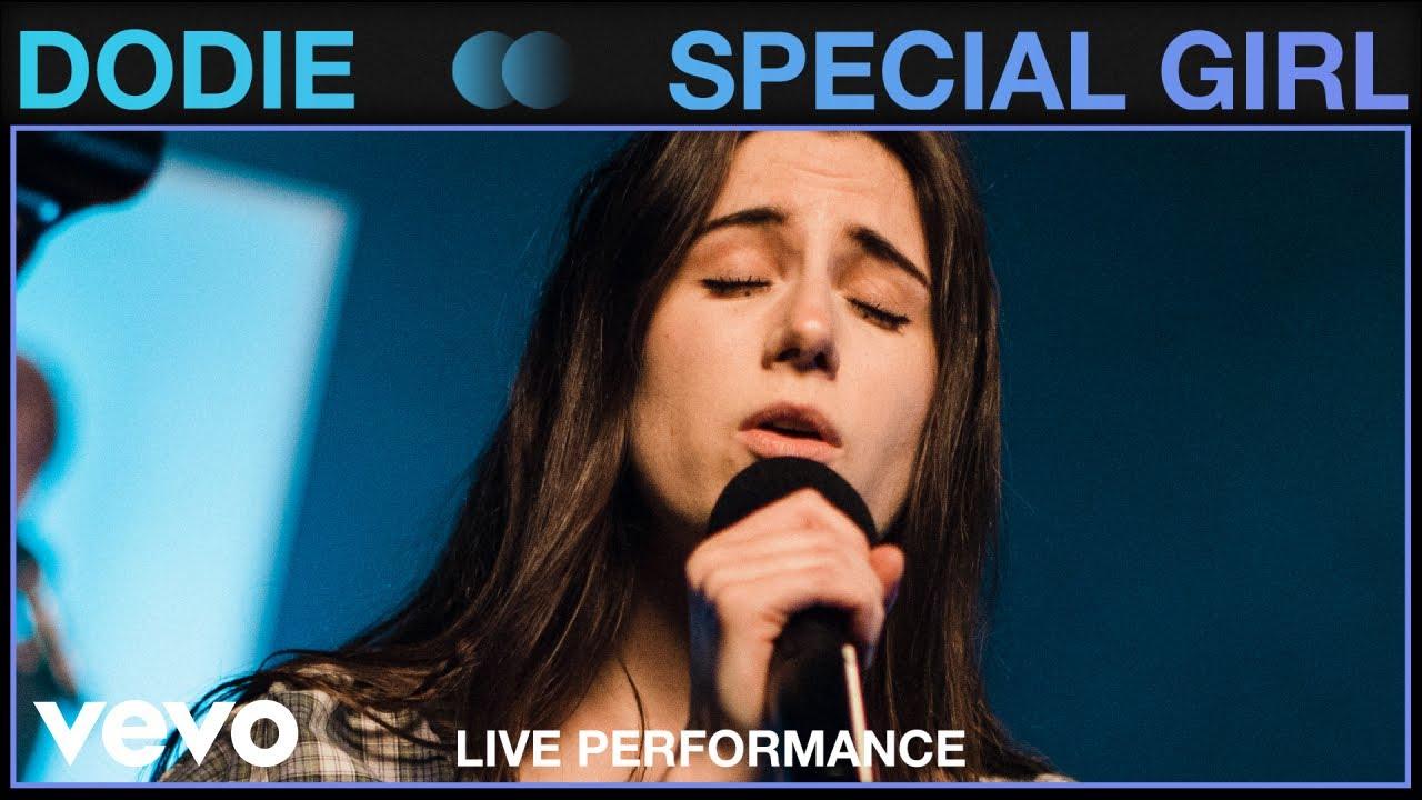 dodie - Special Girl (Live) | Vevo Studio Performance