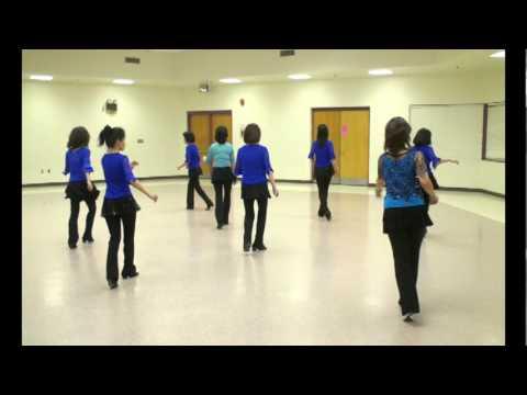 Dizzy, Line Dance