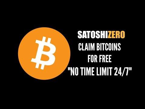 SATOSHI ZERO - CLAIM BITCOINS FOR FREE