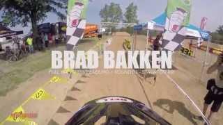 Brad Bakken - Full Gas Sprint Enduro Series Rd 3 Helmet Cam