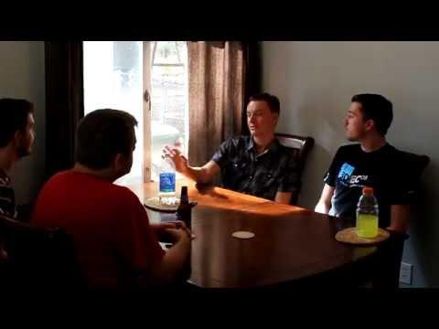 Alt Animation Interview - Michael Cawood & Shane Davis - Devils Angels & Dating