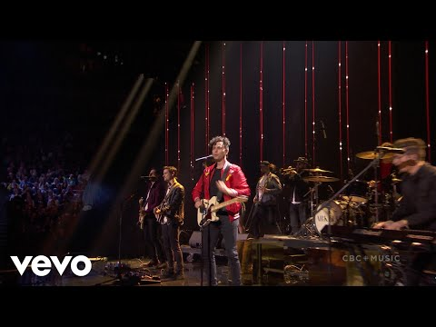 Arkells - Knocking At The Door (Live From The JUNOs 2018)