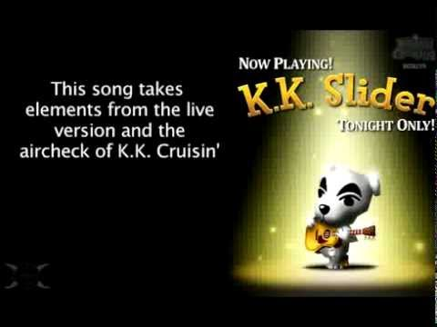 Animal Crossing - K.K. Cruisin' True Remix