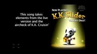 Animal Crossing - K.K. Cruisin