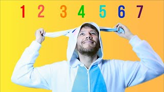 Let's Learn Numbers   Learn To Count from 1 to 7   Numbers song for Kids by Olivia Kids Tube