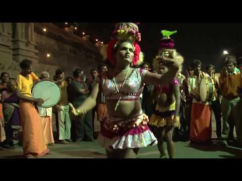 thiruvannamalai deepam festival 2011 - karagattam