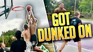 D1 Hoopers EXPOSE D3 Hoopers, IN CRAZY 2v2 GAME !
