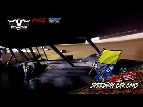 #21 Adam Tolliver - Crate - 10-12-19 Volunteer Speedway - In-Car Camera
