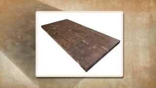 End Grain Walnu Butcher Block Countertop By Armani Fine Woodworking